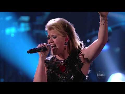 American Music Awards 2012  Kelly Clarkson