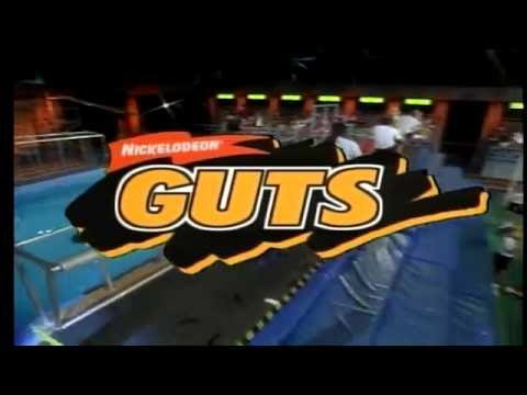 Nickelodeon Guts Intro