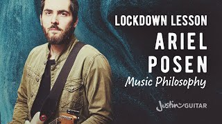 Ariel Posen on Dynamics, Improvisation, & Music Philosophy