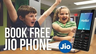 How to Book Jio Phone For Free | Register Now