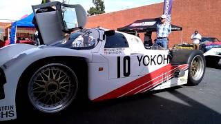 Pelican Parts 1987 Porsche 962C Yokohama Livery Start Up
