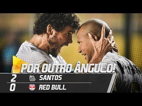 Santos 2 x 0 Red Bull | GOLS POR OUTRO ÂNGULO | Paulistão (23/03/19)