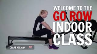 Go Row Indoor 20-minute workout #1 - the interval workout