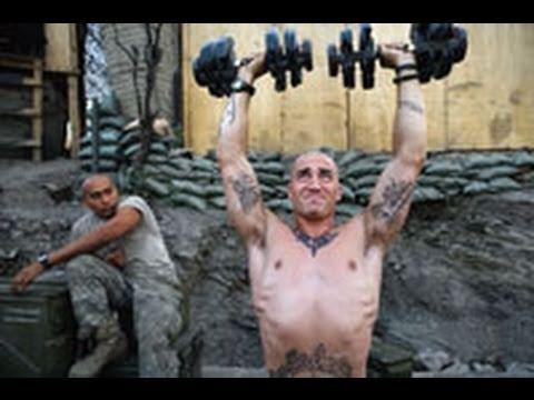 War Photographer Tim Hetherington Captures Combat And Downtime In 'Infidel'