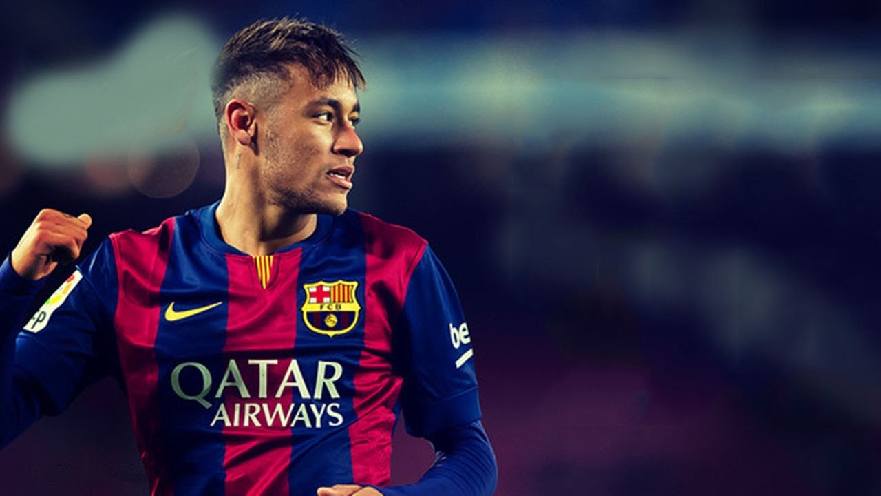 Neymar FC Barcelona 2016/2017 Skills Passes Goals Assists