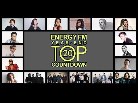 Energy FM Year End TOP 20 Countdown