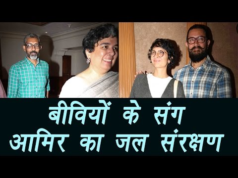 Thumbnail: Aamir Khan launches Satyameva jayate water cup-2; Watch Video | FilmiBeat