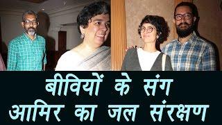Aamir Khan Launches Satyameva Jayate Water Cup-2; Watch Video  Filmibeat