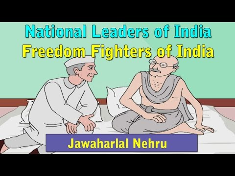 Jawaharlal Nehru Story in Hindi | National Leaders Stories in Hindi | Freedom Fighters Stories HD