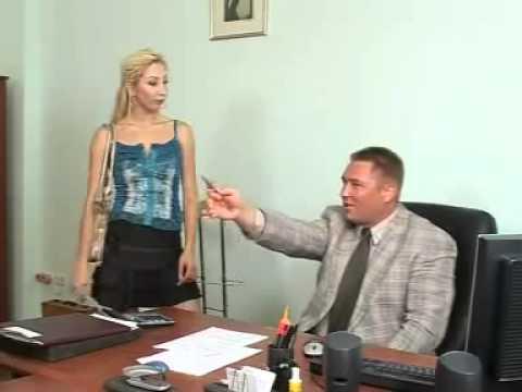 Проститутка торгуется за зарплату у гендиректора