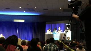 Pearl's Secret Rap Panel pt2 (Momocon 2017 Steven Universe)