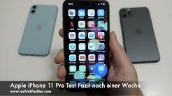 Apple iPhone 11 Pro Test Fazit nach einer Woche