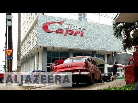 US cuts Cuba diplomatic staff over mysterious 'attacks'
