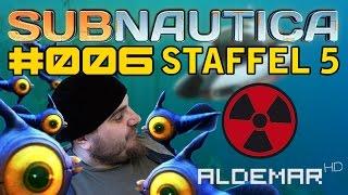 SUBNAUTICA - 006 Saurer Sauerstoff  STAFFEL5 DEUTSCH Lets Play Subnautica