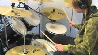"""Snuff"" Slipknot - Drum Cover"