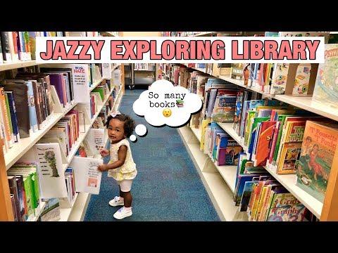 JAZZY EXPLORING LIBRARY |SimplyGen Florida