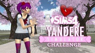 The Sims 4 ♥️ Yandere Simulator Challenge ♥️ • Frankenstein ożył! • ♥️ [Odc.5]