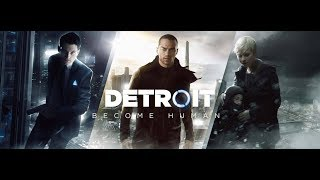 DETROIT BECOME HUMAN REVIEW STREAM PS4 PRO EXCLUSIVE GAMEPLAY | HipHopGamer Live