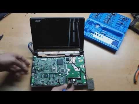 Como aumentar memoria ram en Acer aspire one