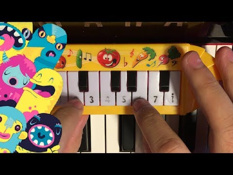 OMFG HELLO... but it's played on a $1 piano