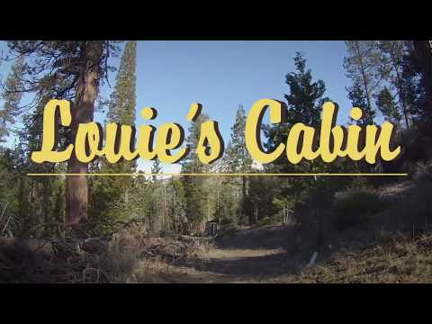 Louie's Cabin - Angeles National Forest