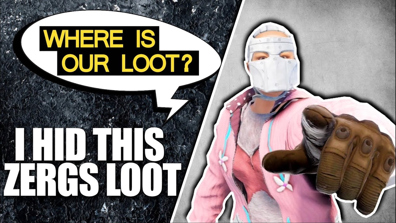 a ZERG RAIDED ME 3 TIMES TRYING to FIND THEIR LOOT | Rust Solo Survival (2 of 4)