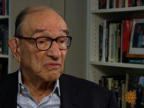 Alan Greenspan: The economy's rockstar