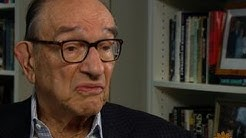 Alan Greenspan: The economy's rockstar