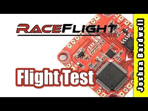 RACEFLIGHT ONE (RF1)   Flight Test