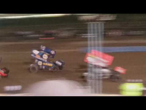 World of Outlaws Dash  Terre Haute Action Track