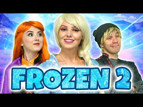 FROZEN 2 INTO THE UNKNOWN OLAF TELLS THE STORY Totally TV