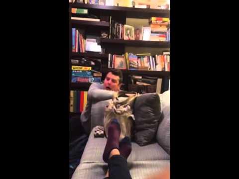 Anthony DeVries - pratfalls #2