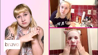 Is a 10-Step Korean Skin Care Routine Worth The Time? | Trend Testers | Bravo