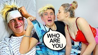 I LOST MY MEMORY PRANK ON GIRLFRIEND! *Gone Too Far*