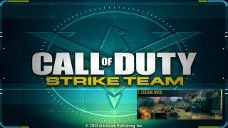 Call of Duty®: Strike Team - Walkthrough - Mission 9: Ground Work