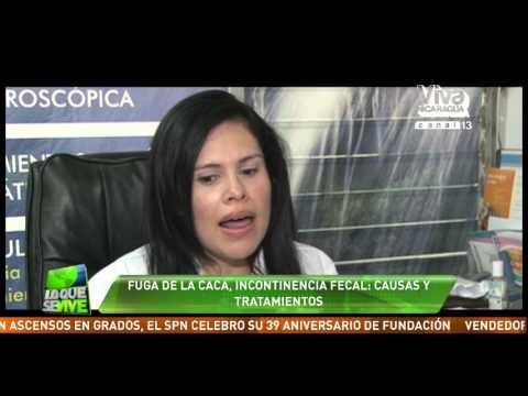 Incontinencia Fecal: Causas y tratamientos - YouTube