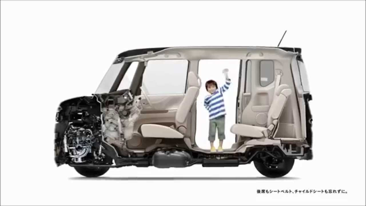 2015 Honda N Box Youtube