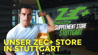 Ich zeige euch unseren Zec+ Store in Stuttgart ! | Tim Gabel
