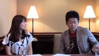 ホリエモンと女性ゴルファーのゴルフコミュニティーサイト「curucuru」...