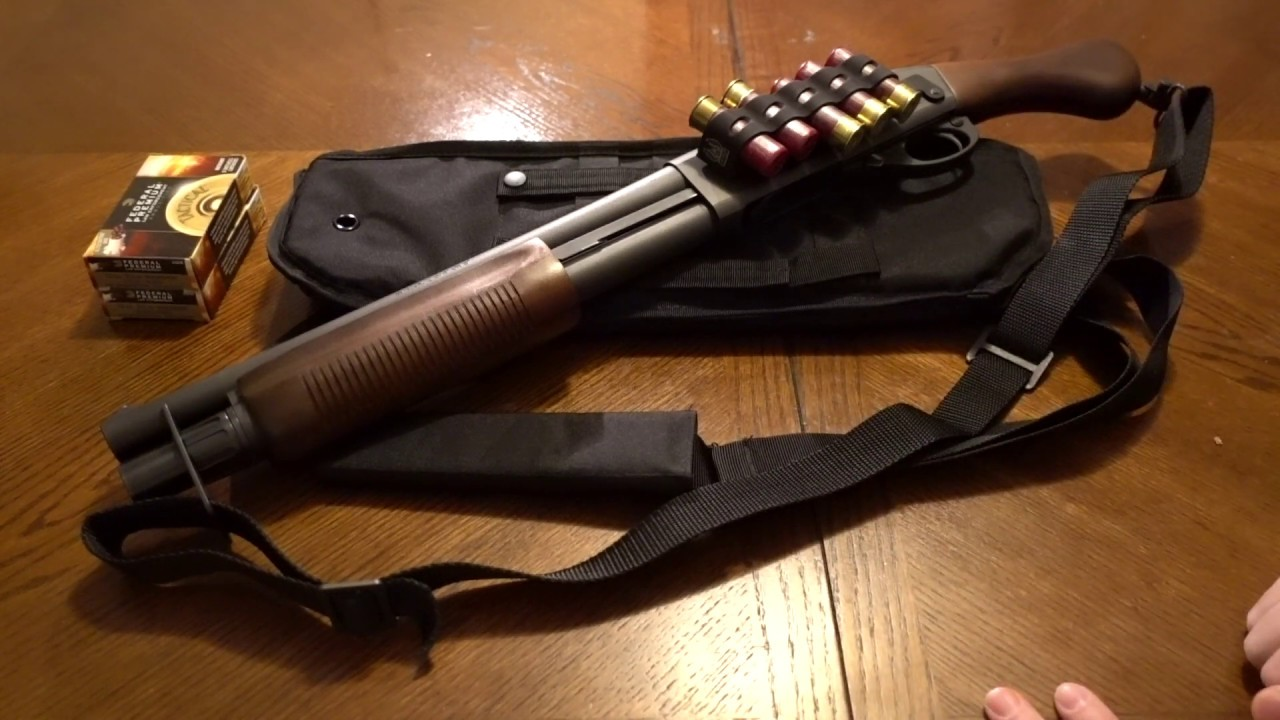 From the Safe: Remington 870 TAC14 (Hardwood)