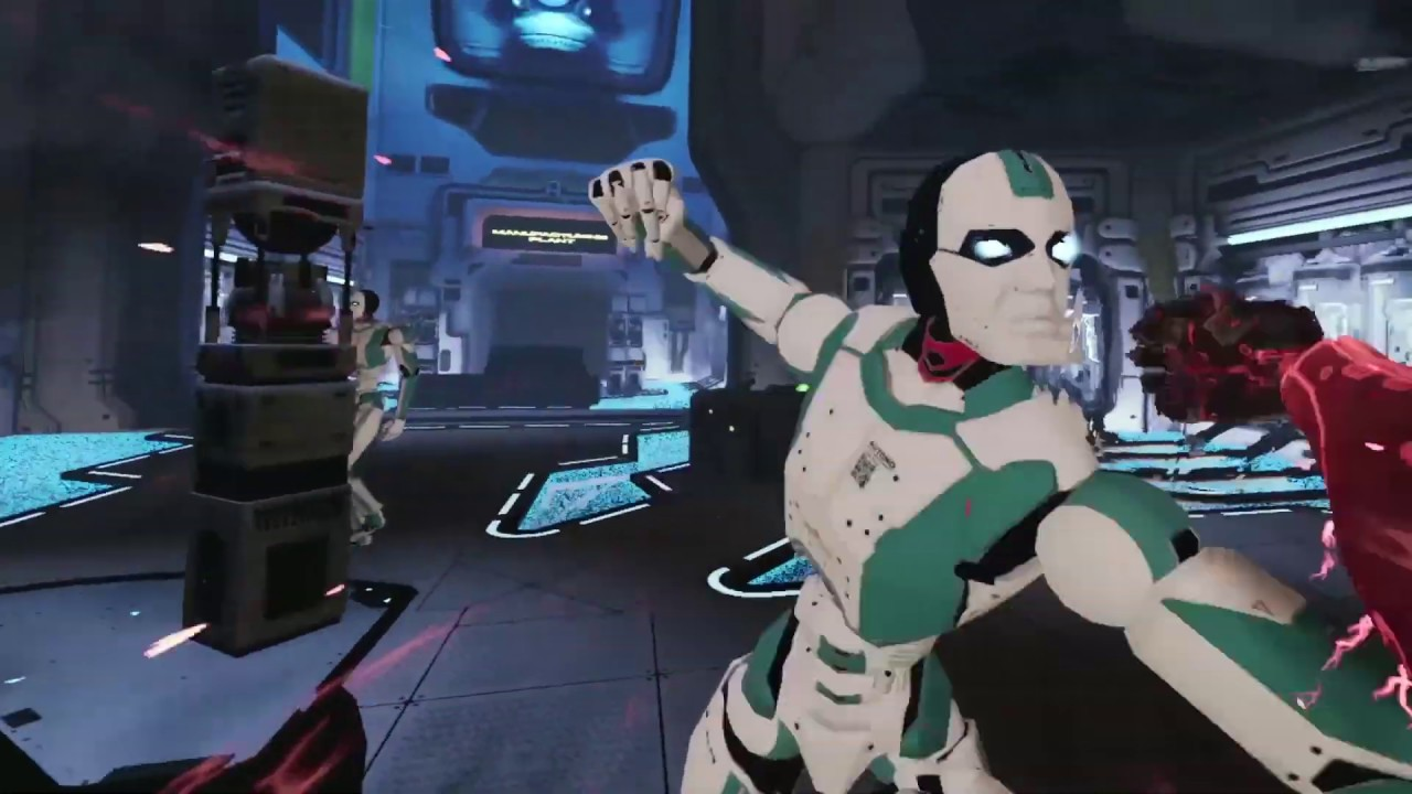 Raw Data: The Ultimate Multiplayer VR Shooter — Arctic Sun