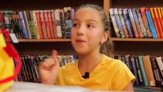 Детский сериал ''Киножарты'' Серия 5  Если бы библиотека была