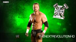 "2012: Triple H 12th  Official WWE Theme Song ""The Game"" with Download Link - HD"