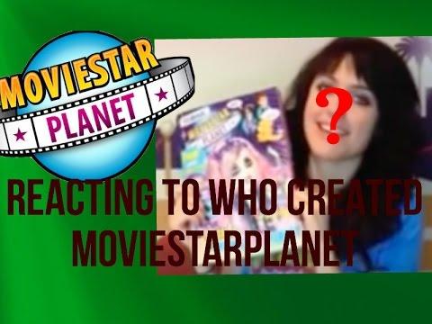 REACTING TO WHO CREATED MSP!11! Who really made MovieStarPlanet? ;o