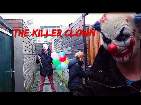 Download Youtube: The Killer Clown (An Old No Budget Amateur iMovie Film Made When I Was 15)