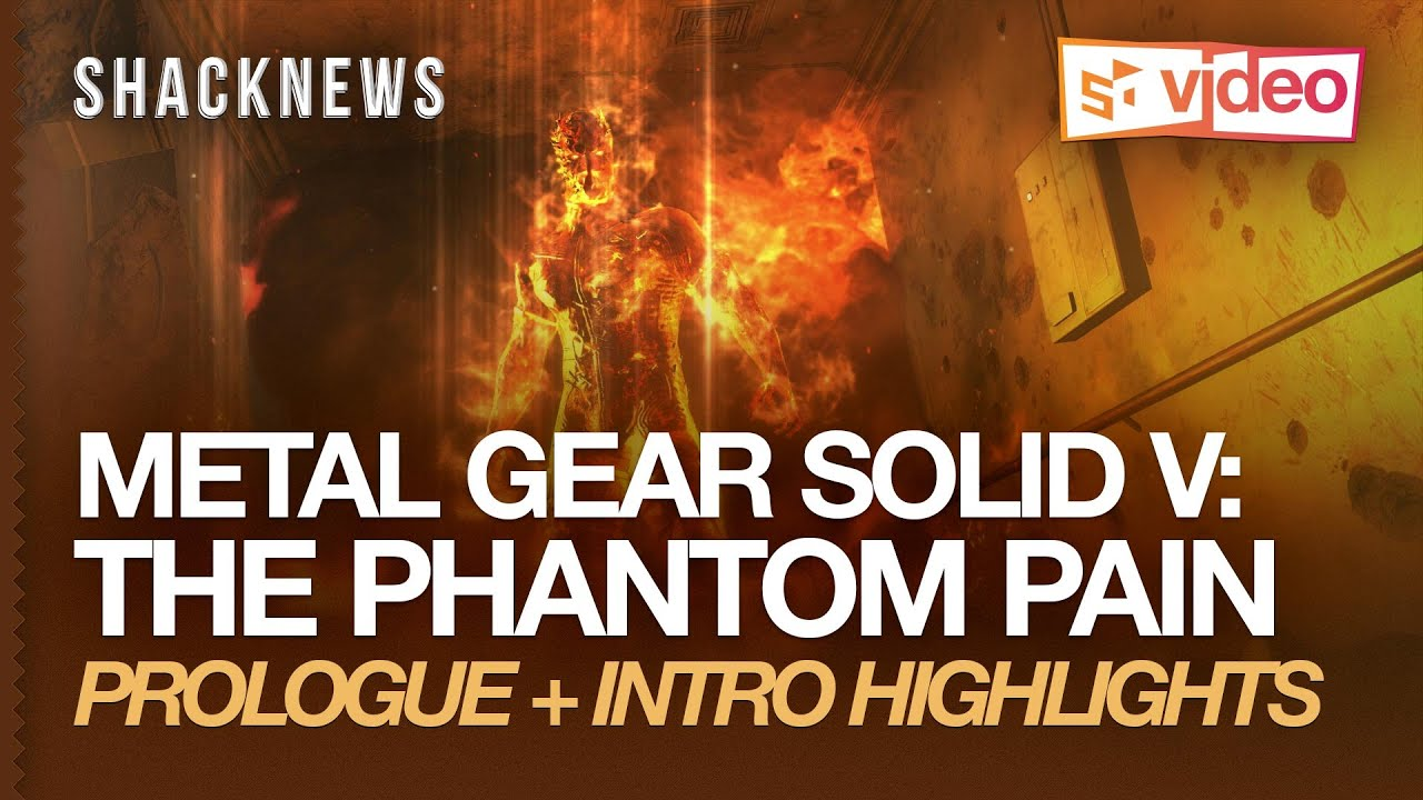 Metal Gear Solid 5 on PS4 latest bug triggered by multiple PSN