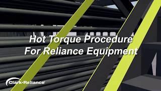 Hot Torque Procedure Animation for Boiler Level Indication