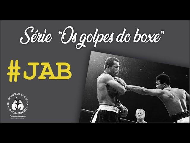 Os golpes básicos do boxe