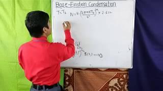 Bose - Einstein Condensation