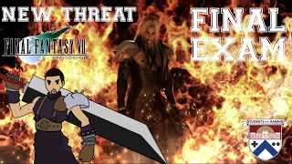 GIVEAWAY AT 950 SUBS! - Final Fantasy VII: NEW THREAT MOD | Stream (Part 11) - Students of Gaming